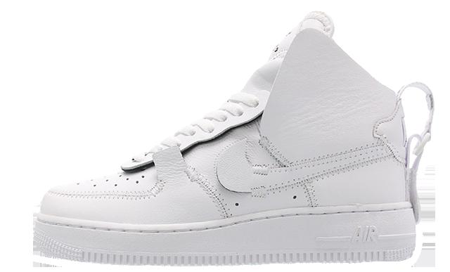 PSNY x Nike Air Force 1 High White | AO9292 101