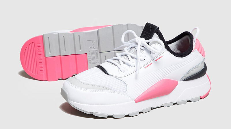 Puma RS 0 Sound White Sneakers