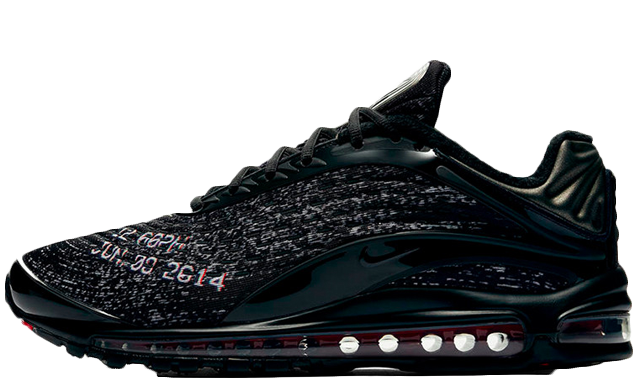 watch f3d50 38236 Skepta x Nike Air Max Deluxe SK