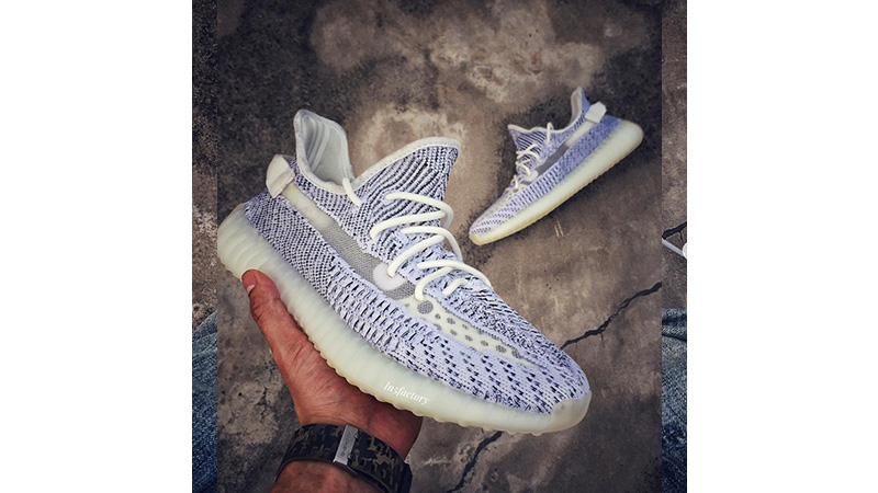 uk availability b8254 77a70 Yeezy Boost 350 V2 Static