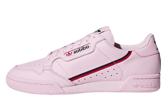 adidas Continental 80 Pink B41679