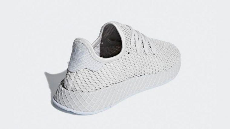 adidas Deerupt Grey Womens B41726 01 thumbnail image