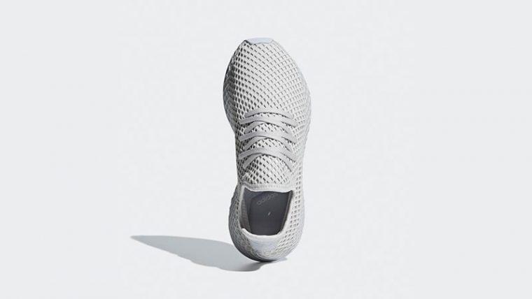adidas Deerupt Grey Womens B41726 02 thumbnail image