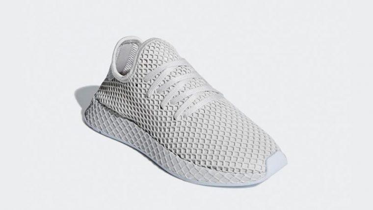 adidas Deerupt Grey Womens B41726 03 thumbnail image