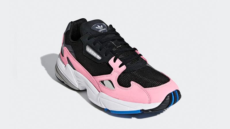 adidas Falcon Black Pink | B28126