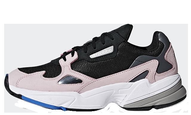 adidas Falcon Black Pink B28126