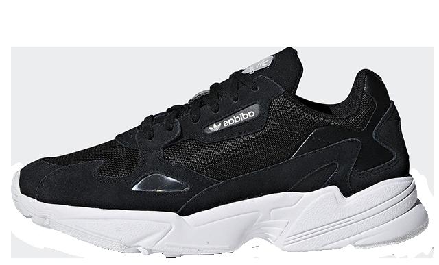 adidas Falcon Black White | B28129