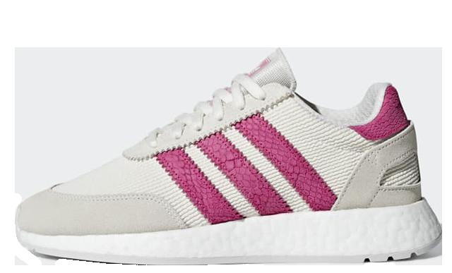 adidas I-5923 Beige Pink Womens D96618