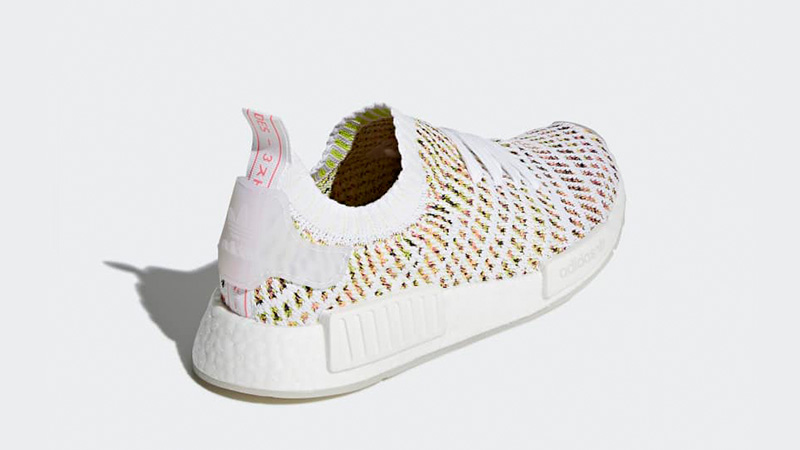 ... R1 STLT Primeknit White Multi is available now from our list of  stockists on this page. Keep it locked to The Sole Womens for more updates  on adidas ... bd5f0cbc0
