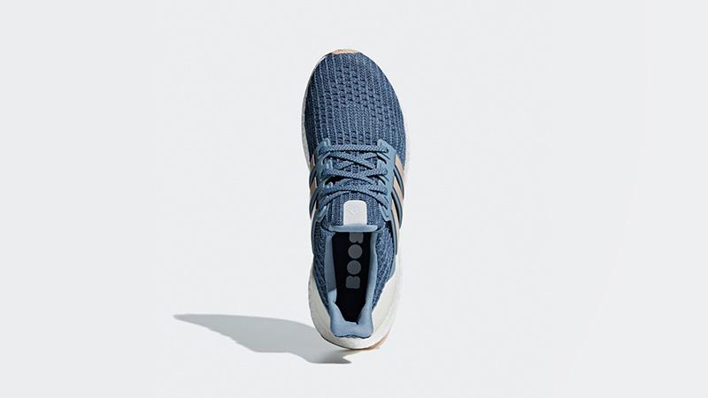 29db8e06639 adidas Ultra Boost 4.0 Raw Grey White Womens BB6493 02