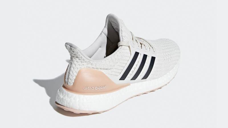 adidas Ultra Boost 4.0 White Carbon Womens BB6492 01