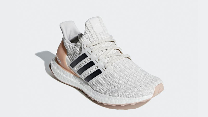 new style c2203 a9fd9 adidas Ultra Boost 4.0 White Carbon Womens | BB6492