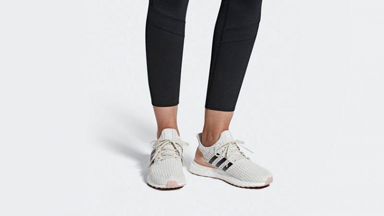 adidas Ultra Boost 4.0 White Carbon Womens BB6492 04 thumbnail image