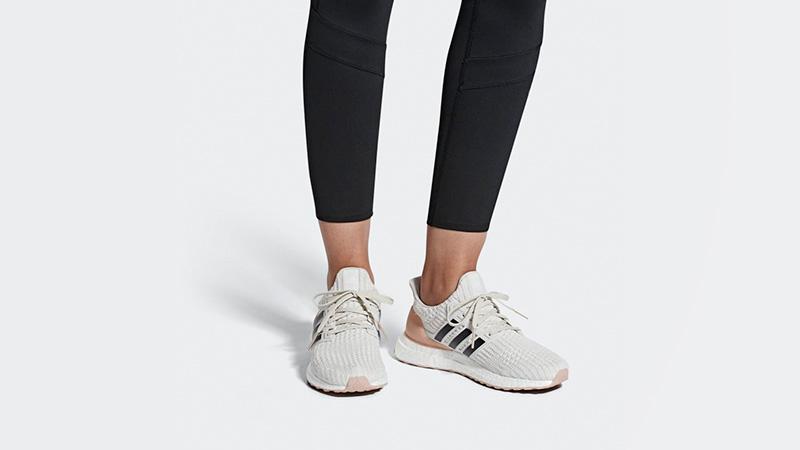 adidas Ultra Boost 4.0 White Carbon Womens BB6492 04