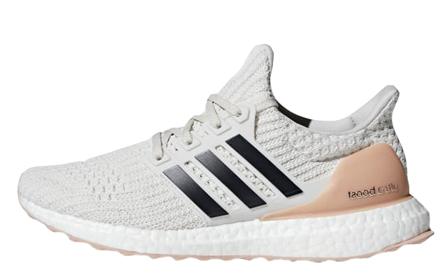 adidas Ultra Boost 4.0 White Carbon Womens BB6492
