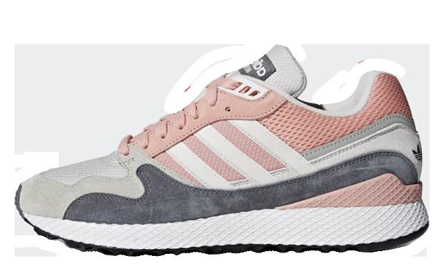 adidas Ultra Tech Pink Grey B37917