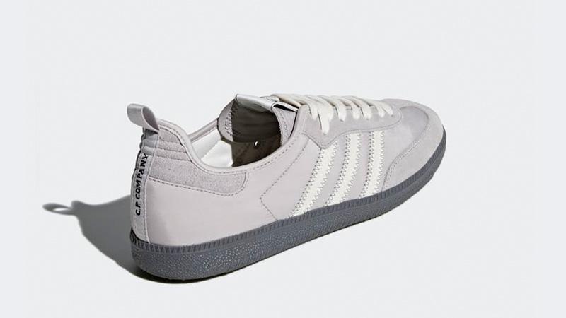 finest selection a25a7 f8059 adidas x CP Company Samba Grey | F33870