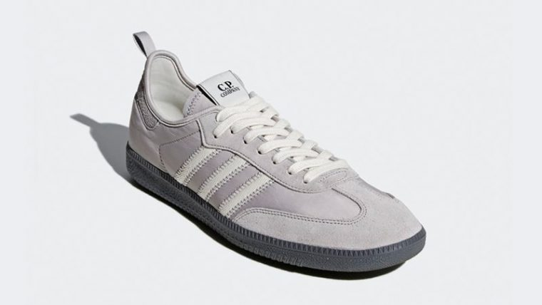 finest selection bebb2 c56c5 adidas x CP Company Samba Grey   F33870