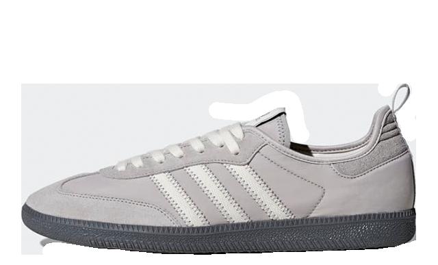adidas x CP Company Samba Grey | F33870