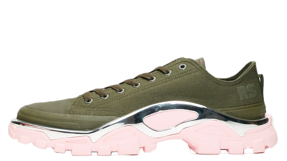 The adidas x Raf Simons Detroit Runner RC Olive Pink is scheduled to launch  shortly via the retailers listed. For more updates and notifications as  soon as ... 49065fe76