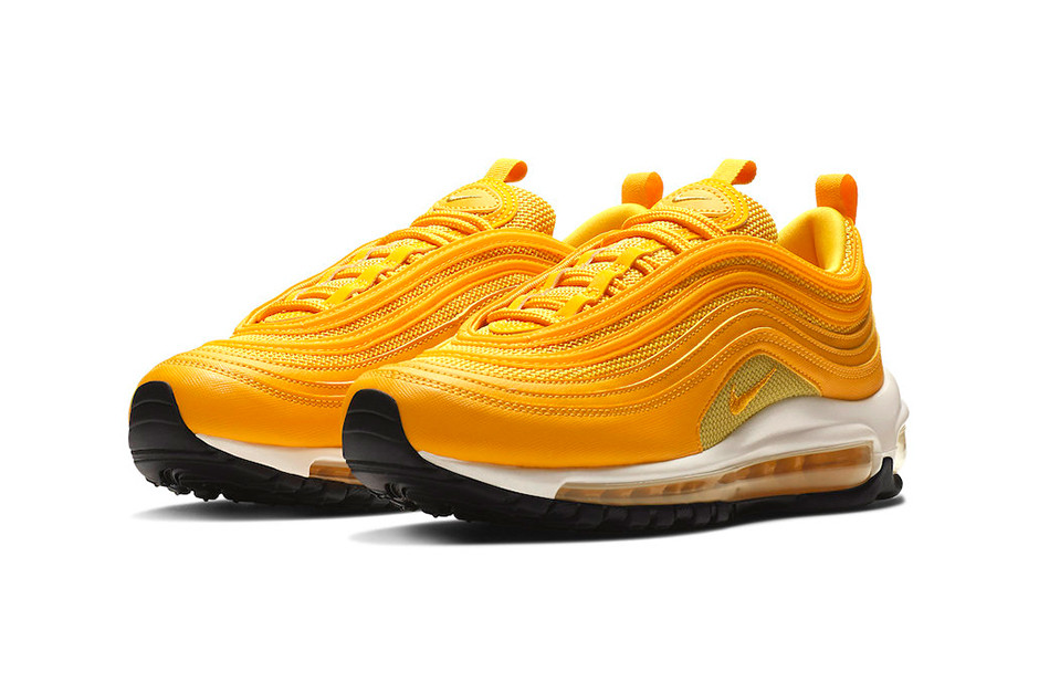 premium selection 646bf a634f Nike Air Max 97 Mustard Yellow | 921733-701