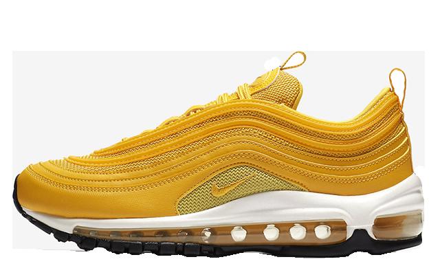 Nike Air Max 97 Mustard Yellow | 921733-701