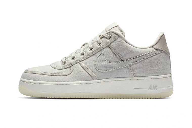 2607acaf39e0 Nike s Air Force 1 Low Canvas Makes A Comeback In Three New ...