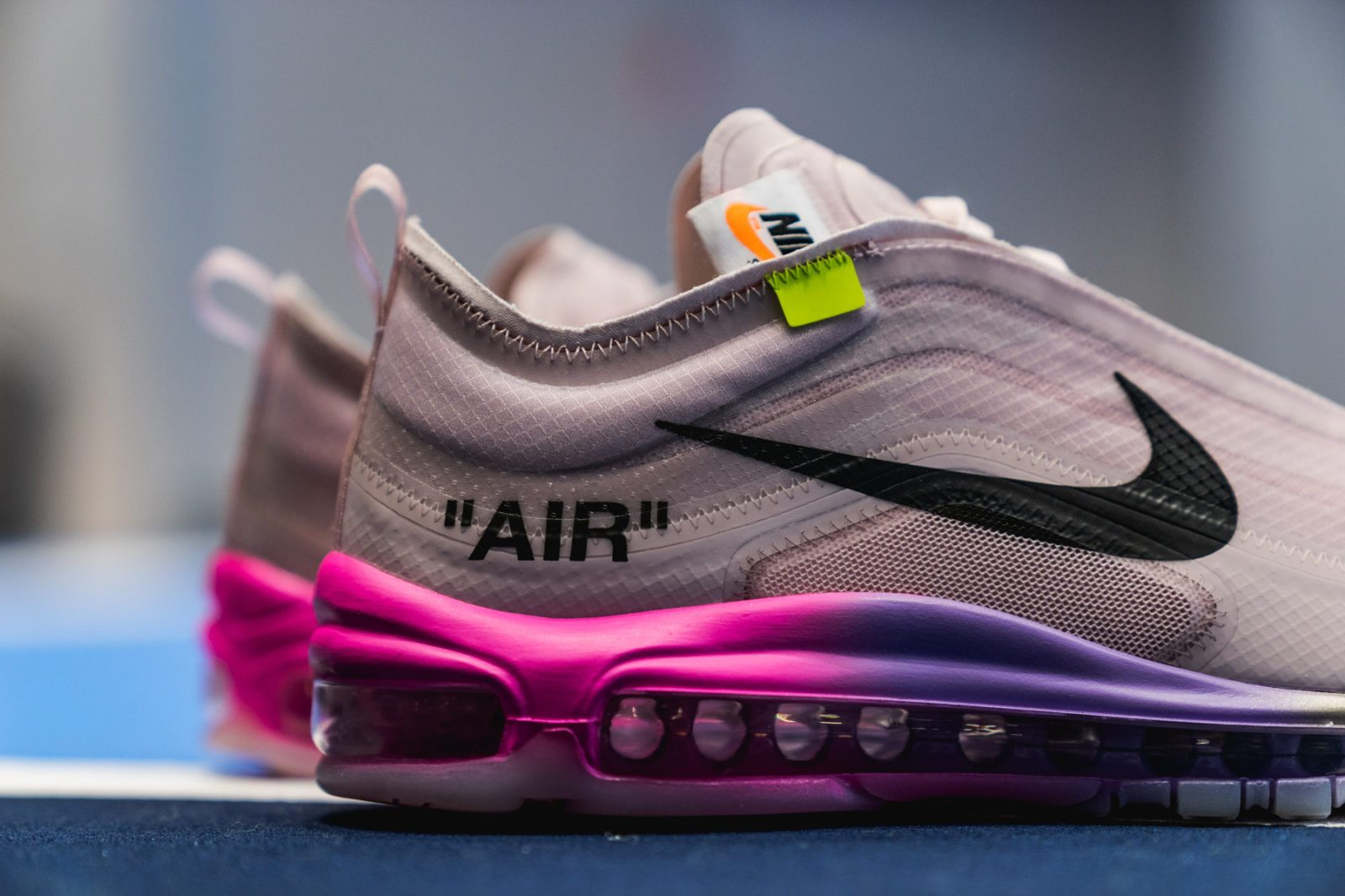 """check out 31d19 40559 Off-White x Serena Williams x Nike Air Max 97 """"QUEEN"""""""