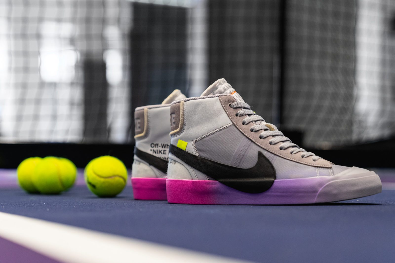 Off-White x Serena Williams x Nike