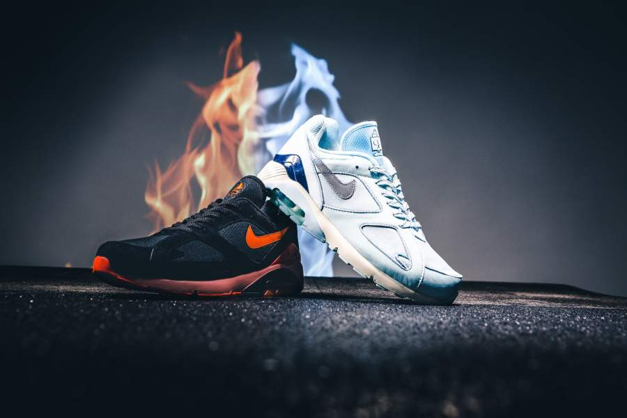 the latest c7038 dd1f2 Nike Air Max 180 Fire and Ice   AV3734-001