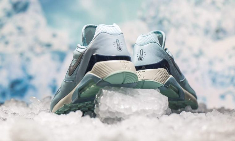the latest finest selection shopping Nike Air Max 180 Fire and Ice Ocean Bliss | AV3734-400