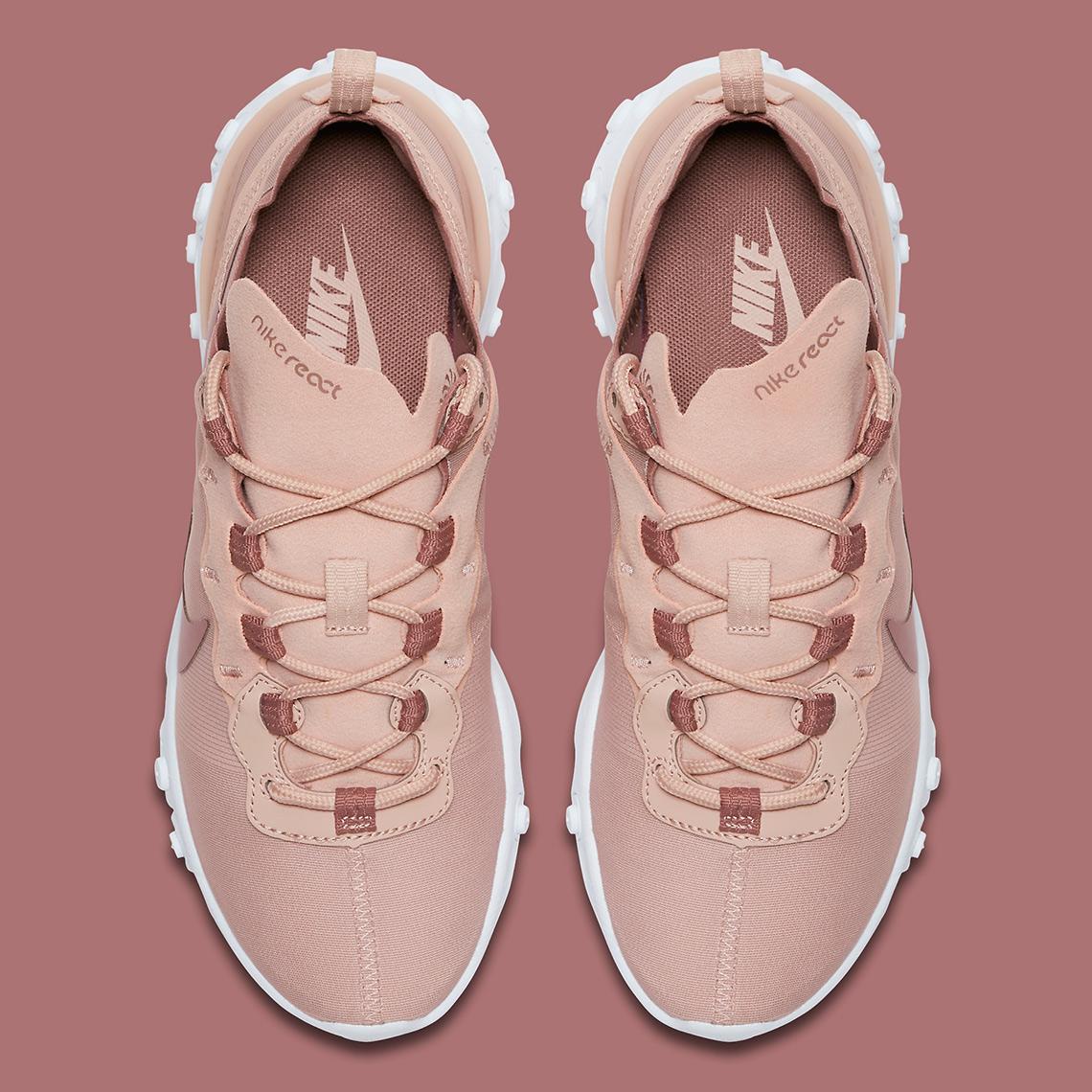 "Nike React Element 55 ""Particle Beige"" | BQ2728 200"