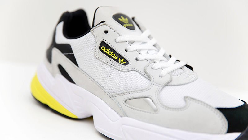 size Exclusive x adidas Falcon Acid House Pack 03