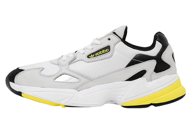 size Exclusive x adidas Falcon Acid House Pack