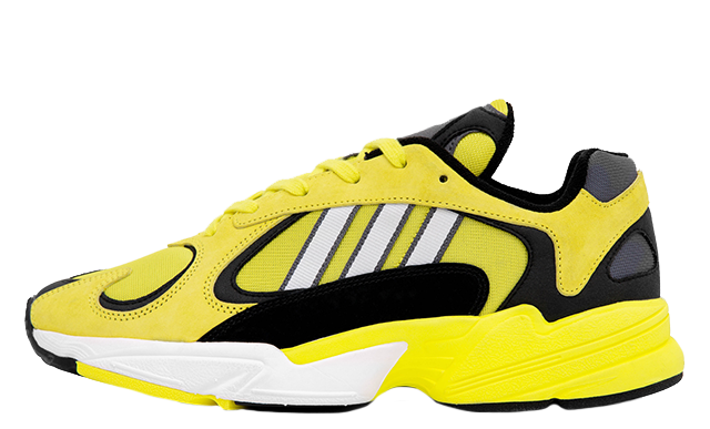 size? Exclusive x adidas Yung 1 Acid House Pack