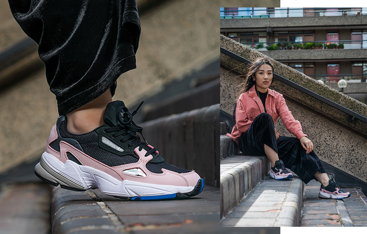 Styling Adidas Falcon Style Guides The Sole Womens