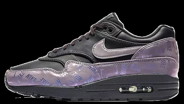 Nike Air Max 1 LX Oil Grey | 917691-001