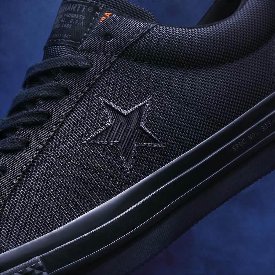 Carhartt WIP Team Up With Converse On A Collaborative One Star