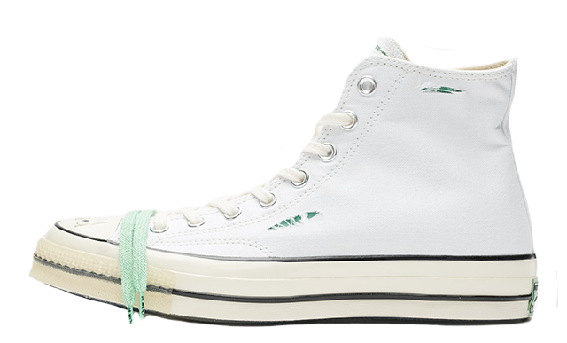 Dr woo x converse chuck 70 hi white 162978c the sole for Dr woo tattoo price