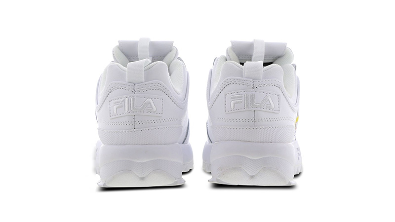 7e7391994d23 FILA Disruptor II s Get Updated With Script Detailing
