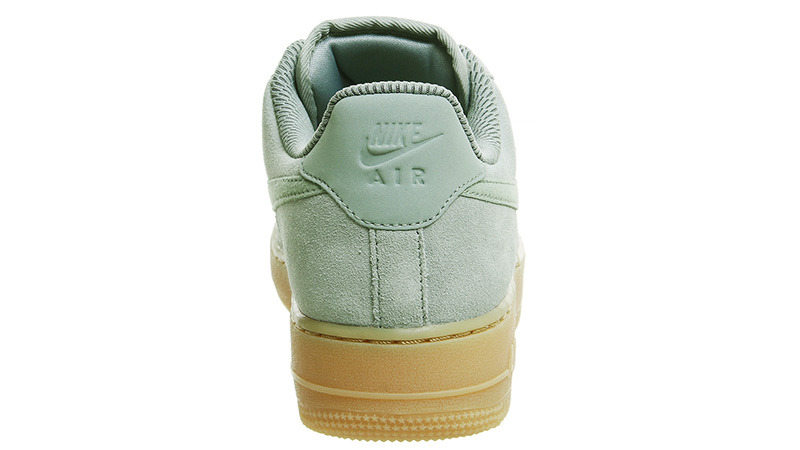 Nike Air Force 1 07 Mica Green Gum Hvor kan man købe  Where To Buy