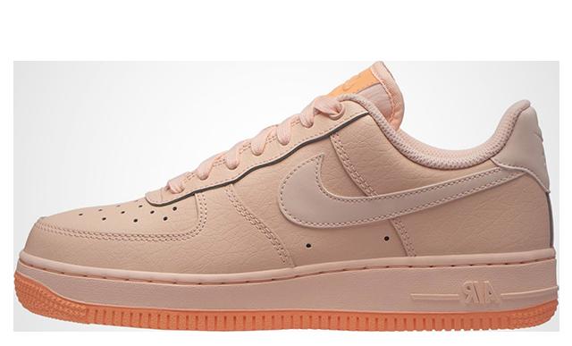 online retailer e9e12 479d9 Nike Air Force 1 07 Crimson Tint Womens | AO2132-800
