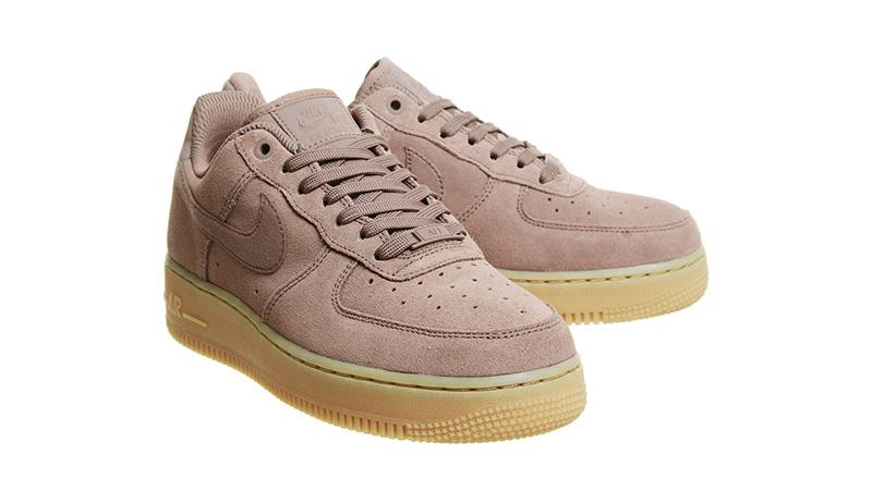 no sale tax shop best website Nike Air Force 1 07 Smokey Mauve Gum