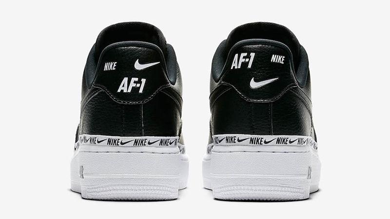 huge selection of 37f3f 116fe Nike Air Force 1 Low Ribbon Pack Black Womens AH6827-002 01