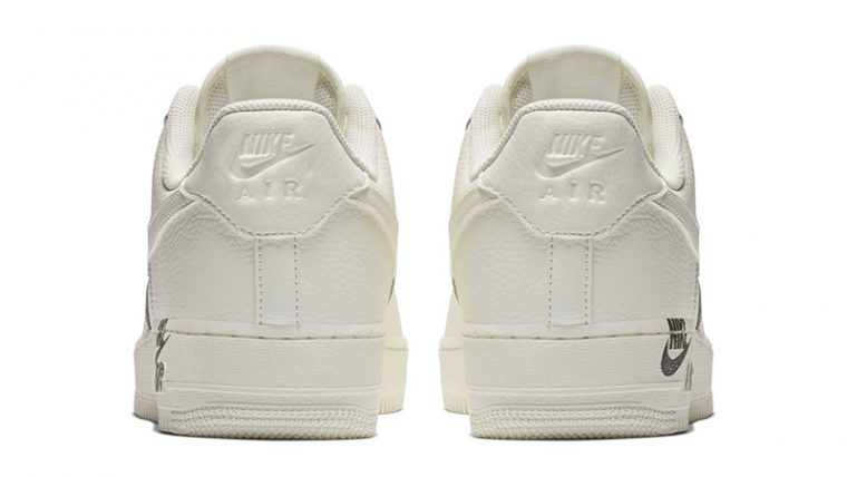 Nike Air Force 1 Stamp Logo Sail 01 thumbnail image