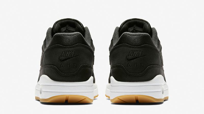 Nike Air Max 1 Black Gum Womens 319986-037 01