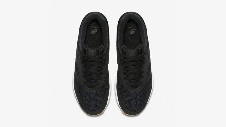 Nike Air Max 1 Black Gum Womens 319986-037 02 thumbnail image
