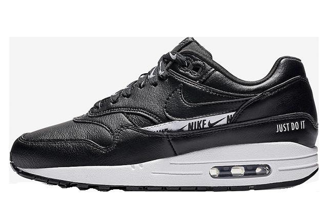 Nike Air Max 1 SE Black Womens 881101-005