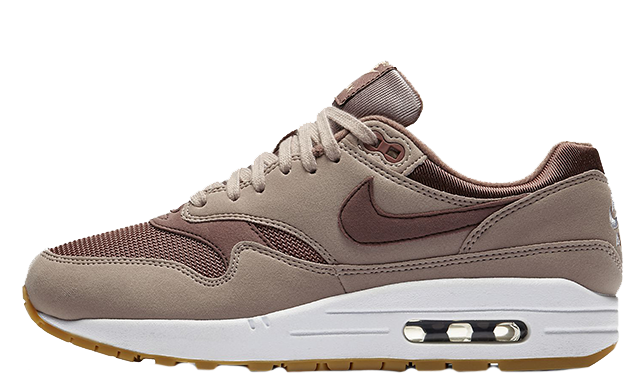 meet 9074c ca39d Nike Air Max 1 Taupe Gum Womens   319986-204