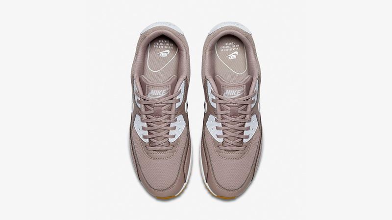 low priced c8ebb 65efc Nike Air Max 90 Taupe Gum 325213-210 02